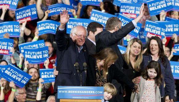 Supermartes: Bernie Sanders da la sorpresa y gana en Oklahoma