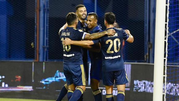 Copa de la Liga Profesional: resultados en directo de la fecha 4 del torneo argentino | Foto: @BocaJrsOficial