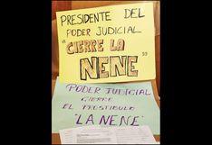 VMT: investigan a juez que otorgó medida cautelar a favor de 'La Nené'