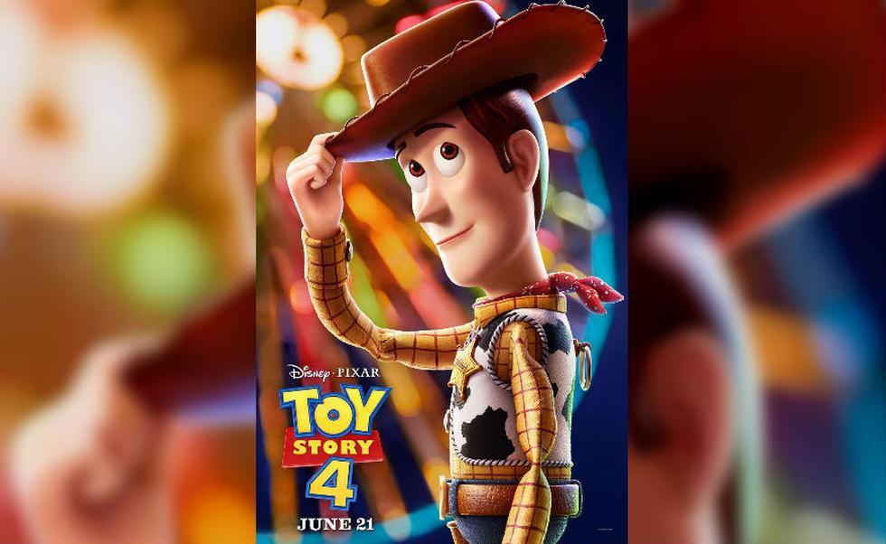 Disney acaba de sacar a la luz nuevas imágenes individuales de la película Toys Story 4. (Fotos: Disney)