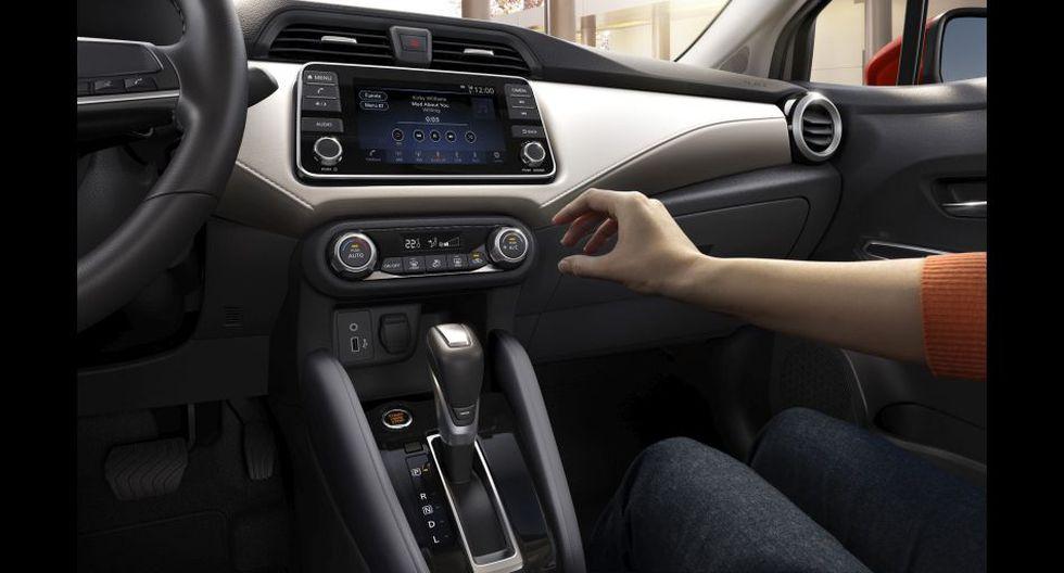 El Nuevo Nissan Versa 2020 ofrece en todas sus versiones opciones de conectividad y confort para hacer el viaje más placentero a los ocupantes.