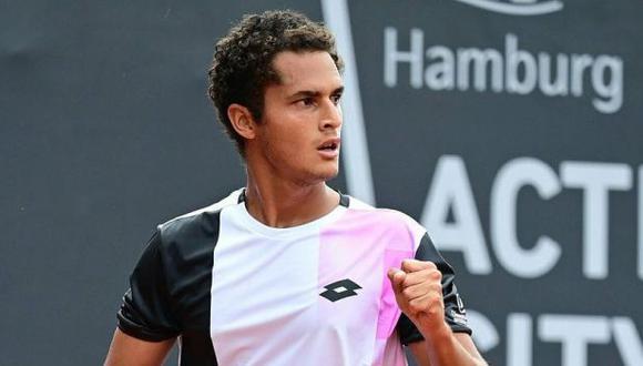 Juan Pablo Varillas ocupa el puesto 130 en el ranking ATP. (Foto: ATP)