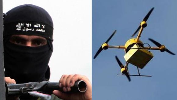 Dron del Estado Islámico mata a dos combatientes en Iraq
