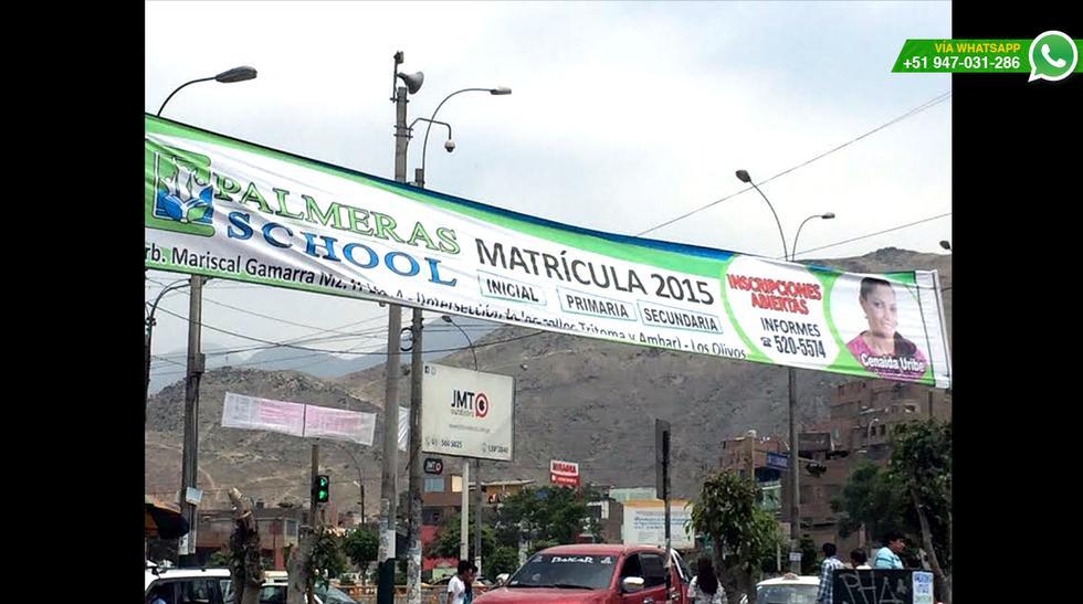 Congresista Cenaida Uribe inicia año promocionando su colegio - 3