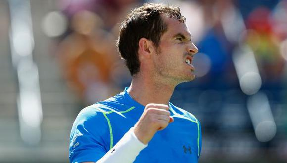 Andy Murray ganó y avanzó a octavos del Masters de Indian Wells