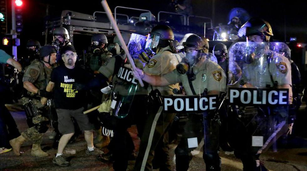 La violencia volvió apoderarse de las calles de Missouri - 1