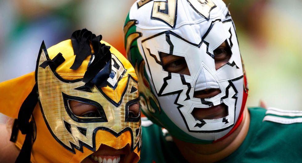 Holanda vs. México: belleza azteca y máscaras en el Castelao - 15