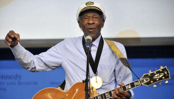 """Chuck Berry y Peter Sellars ganaron el """"Nobel de la música"""""""