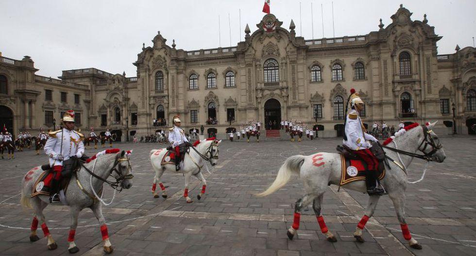 Cambio de guardia rindió homenaje a operación Chavín de Huántar - 6