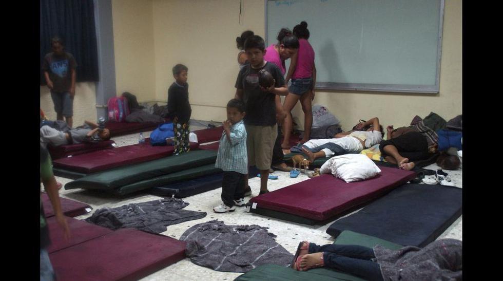 México: Destrucción y saqueos tras el paso del huracán Odile - 18
