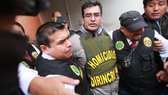 César Álvarez, quien se desempeñaba como presidente regional de Áncash, es investigado por el Caso 'La Centralita' y por el asesinato de Ezequiel Nolasco. (Foto: Lino Chipana Obregón / Archivo El Comercio)
