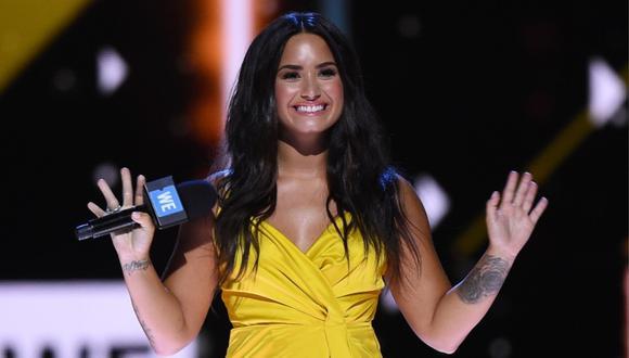 Esta producción seguirá a Demi Lovato en un viaje personal y mostrará los musicales de la artista en los últimos tres años. (Foto: AFP)