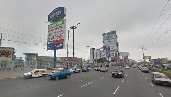 Frustran robo de S/.400 mil a vehículo de Hermes en San Miguel