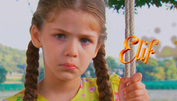 Isabella Damla Güvenilir interpretó a Elif emitida entre 2014 y 2019 (Foto: Green Yapım)