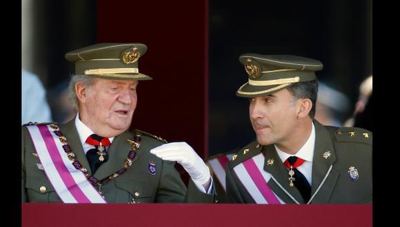 ¿Cuándo se daría la proclamación del rey Felipe de España?