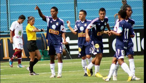 (Foto: Club Sporting Cristal)