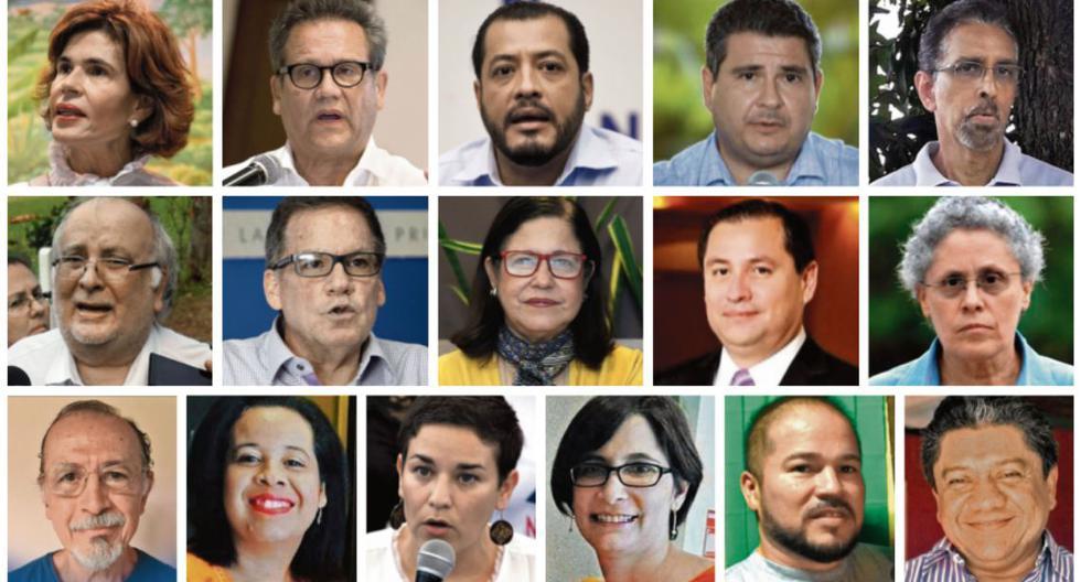 Desde que el régimen de Daniel Ortega arreció la persecución contra sus opositores en Nicaragua hace dos semanas, al menos 16 de sus contrincantes han sido detenidos.