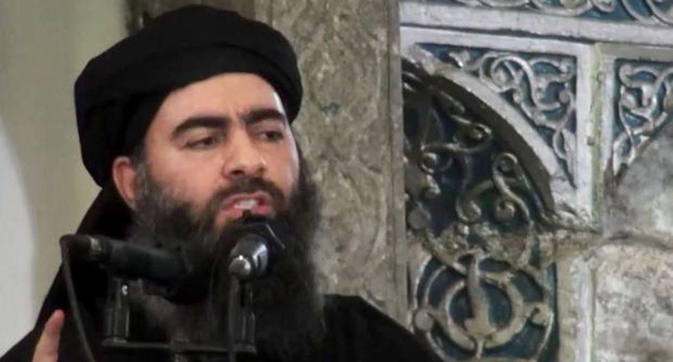 Abu Bakr al-Baghdadi, jefe del Estado Islámico. (Foto: AP)