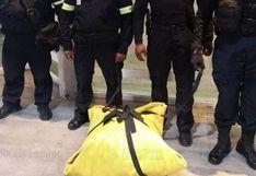 Hallan explosivo casero en centro comercial de México