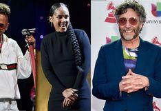 Latin Grammy: ¿quiénes son los artistas que se presentarán en la premiación?