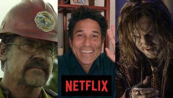 """Entre las novedades del día están el documental """"Distanciamiento social"""" y las películas """"Solo los valientes"""" y """"Guía de una niñera para cazar monstruos"""" (Foto: Columbia Pictures / Netflix)"""