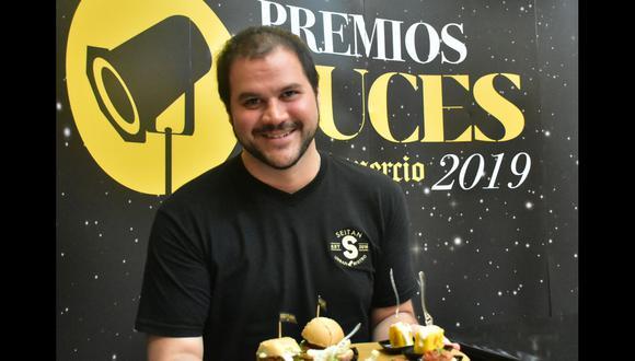 Tras abrir El Sótano, restaurante de cocina peruana contemporánea, Santiago Santolalla viajó a Lyon para culminar sus estudios. Fue en Alemania donde abrazó el veganismo e inició el cambio paulatino de su dieta. (Foto: Cecilia Herrera)