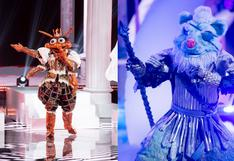 ¿Quién es la Máscara?: la Hormiga reina y la zarigüeya son los 'desenmascarados' de la noche