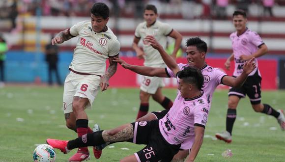 Desde el 2012, clubes de fútbol como Universitario de Deportes y Sport Boys se encuentran en procesos concursales en busca de su reestructuración. (Foto: Joel Alonzo / GEC)