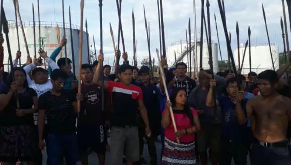 Loreto: comunidad de Chapis rechaza diálogo con primer ministro