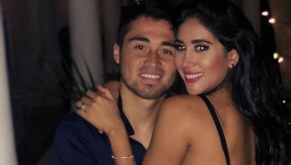 Melissa Paredes envía potente y romántico mensaje a su esposo Rodrigo Cuba tras su viaje a México. (Foto: @melissaparedes)
