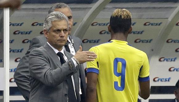 Rueda no seguirá como técnico de la selección de Ecuador