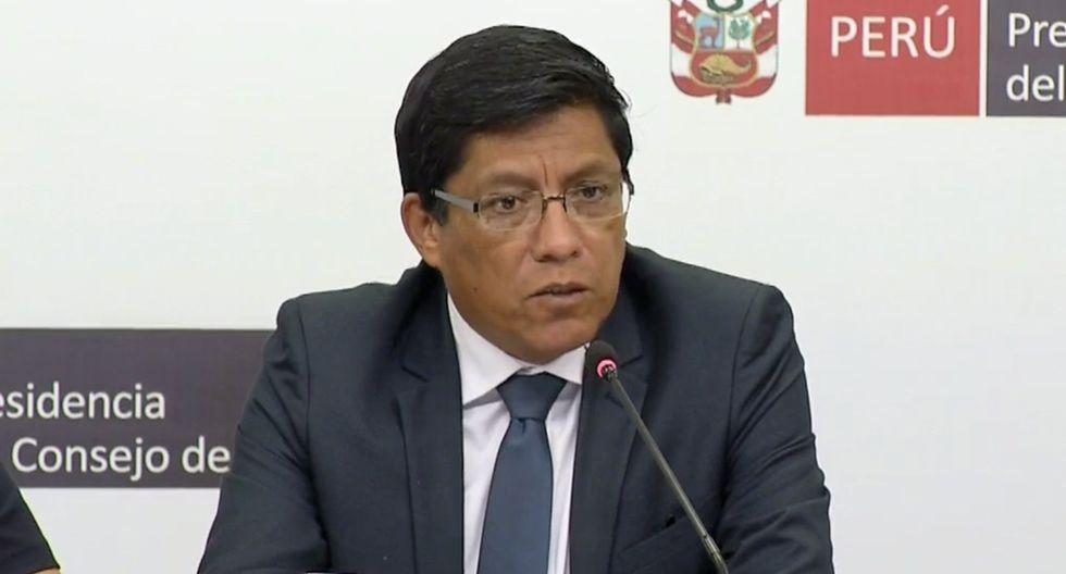 El presidente del Consejo de Ministros sostuvo que es responsabilidad del gobierno peruano velar por la integridad y salud de los compatriotas en el extranjero. (PCM).