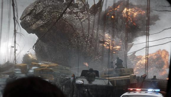 """""""Godzilla"""" arrasa en la taquilla norteamericana tras su estreno"""