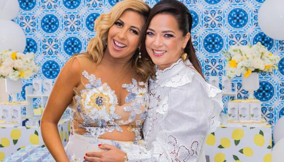Actriz y conductora agradece a Adamari López por su embarazo. (Foto: Intagram/chiquibabyla)
