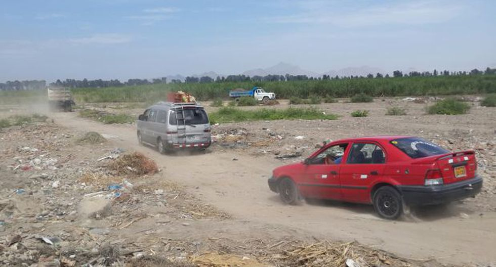 Trabajadores de azucarera Tumán bloquearon vía hacia Cajamarca - 2