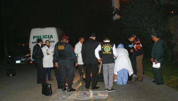 Asesinos de familia ganadera fueron capturados en Huaral