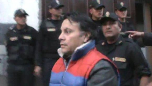 Cajamarca: dictan prisión preventiva a dirigente antiminero