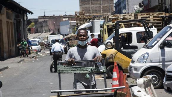 En la última década, la migración de haitianos a Chile aumentó fuertemente. (Getty Images).
