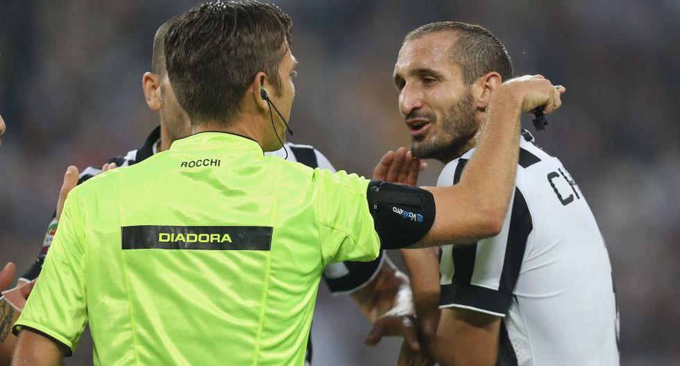 Juventus vs. Roma: partidazo que tuvo goles, penales y golpes - 5