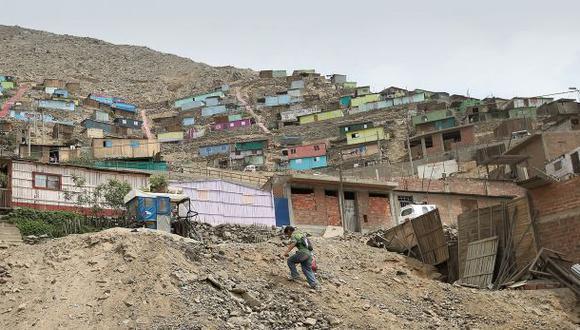 En el Perú faltan 1,8 millones de viviendas