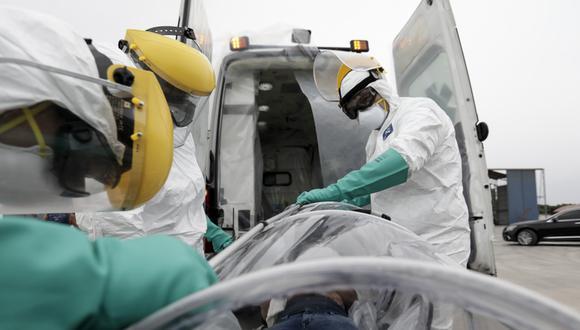 Ministerio de Salud insta a la población a prevenir el contagio de coronavirus COVID-19 a través del lavado de manos. En cinco hospitales de Lima se han implementado zonas especiales para atención de casos graves. (GEC)