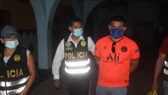 Los detenidos fueron de inmediato puestos a disposición del Departamento de Investigación Criminal para las indagaciones correspondientes. (Foto: Daniel Carbajal)