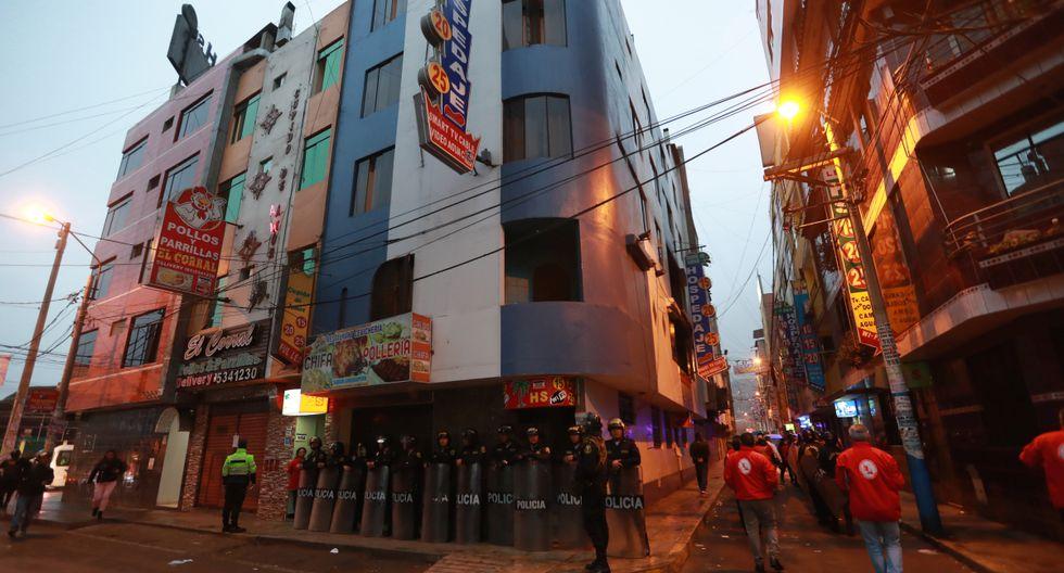 Freddy Xavier Romero Sulbarán está implicado en el doble descuartizamiento en un hotel de SMP. (Foto: GEC)
