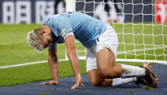 Manchester City perdió 2-1 en su visita al Leicester City en el marco de la jornada 19° de la Premier League. El duelo se dio en el King Power Stadium (Foto: AFP)