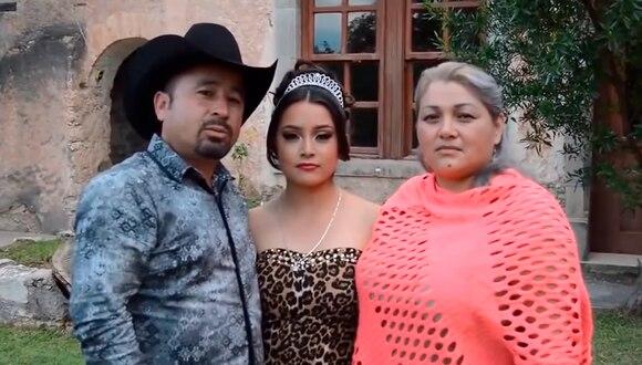 La mexicana Rubí Ibarra se convirtió en la quinceañera más famosa del mundo en 2016. (Captura de Facebook)