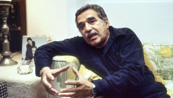 """Gabriel García Márquez está relacionado de manera inherente con el realismo mágico y su obra más conocida es la novela """"Cien años de soledad"""". (Foto: AFP)"""