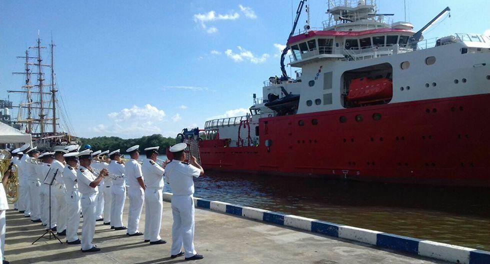 Así funciona el buque Carrasco, que explorará el mar peruano - 1