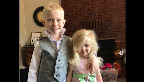 EEUU: Bridger Walker, el niño héroe de seis años que salvó a su ...