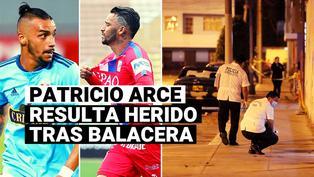 Futbolista Patricio Arce es herido durante balacera en el Callao