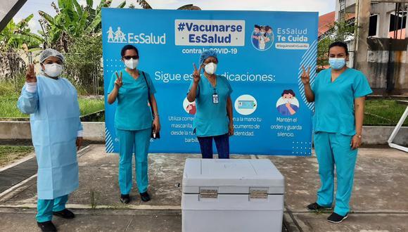 El Seguro Social indicó que la actualización en la plataforma EsSalud te Cuida se iniciará el 5 de marzo y culminará el 30 de marzo. Recibirán las dosis las personas mayores de 60 años. (Foto: EsSalud)